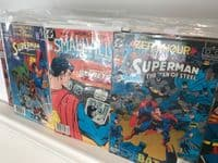 Superman Comic(s) Bundle x 15